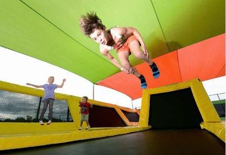 Just Jump - trampoline park Ipswich