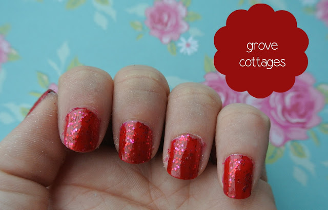 nails inc grove cottages swatch