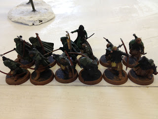 The Hobbit SBG Rangers of Arnor