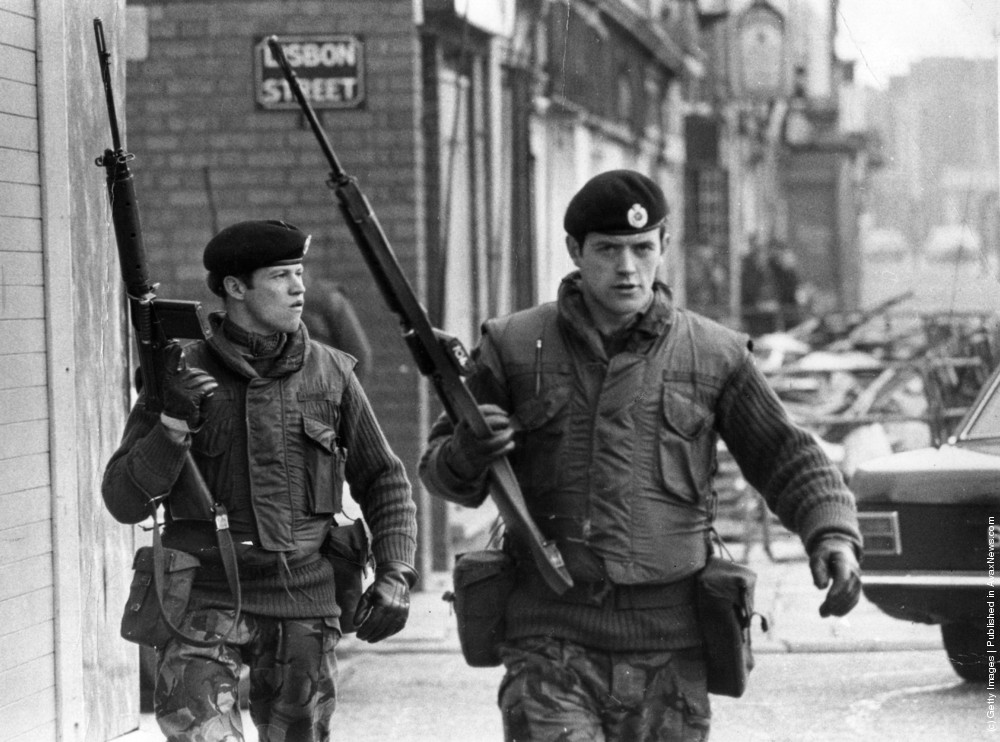 troubles northern ireland essay