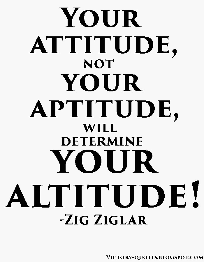 victory quotes choose your alititude