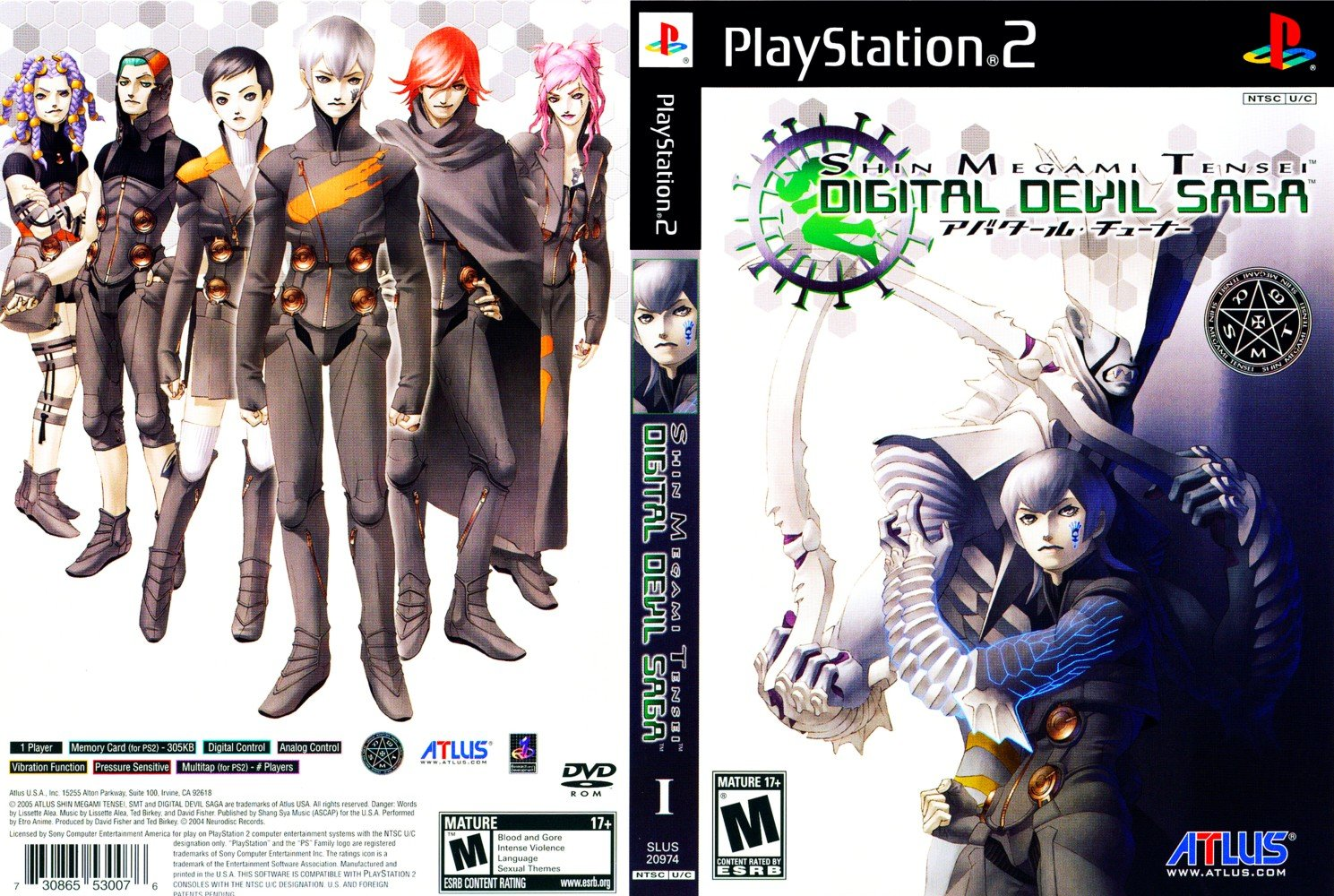 image regarding Printable Game Covers identified as Want assistance for a printable protect for SMT DDS 1