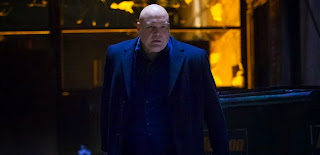 Vincent D'Onofrio as Wilson Fisk aka the Kingpin