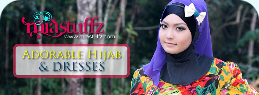 MIASTUFFZ Adorable Hijab