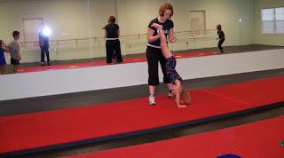 children's tumbling class charlotte nc