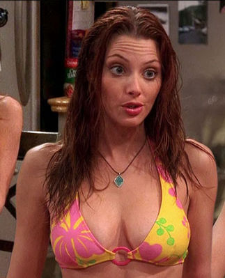 Apologise, april bowlby bikini think, that