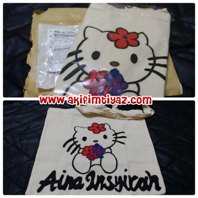 ToteBag Hello Kitty