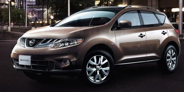 Nueva Nissan Murano 2013 con nuevo restyling