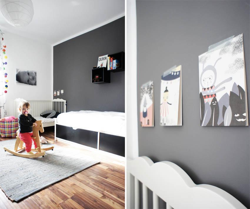 Kinderzimmer In Grau ~ Raum Haus Mit Interessanten Ideen, Moderne Deko