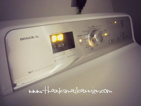 Maytag Bravos XL dryer