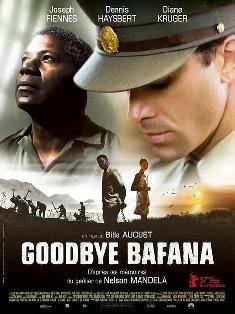 Özgürlüğün rengi goodbye bafana 2007 filmini türkçe dublaj