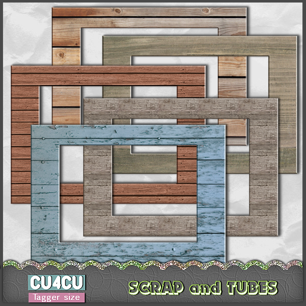 Wood Frames (TS/CU4CU) .Wood+Frames_Preview_Scrap+and+Tubes