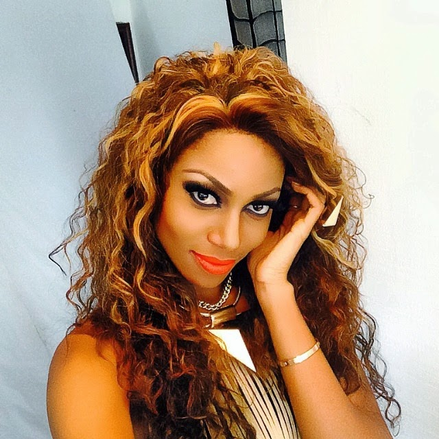 Yvonne Nelson Dazzles In New Photos