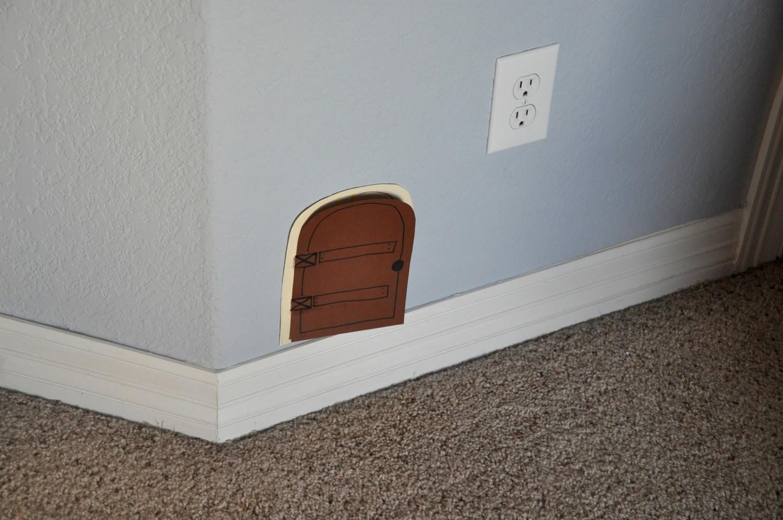 Mam s todoterreno puerta para el ratoncito p rez for Puerta ingles