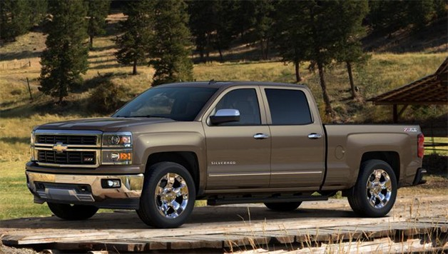 2014 Chevrolet Silverado is Summer's Perfect Pickup