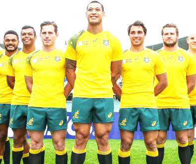 Australia rugby world cup 2015 squad