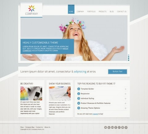 rt wordpress theme review