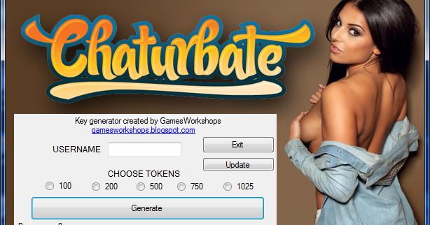 Chaturbate token hack