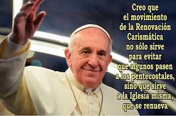 Movimientos carismáticos y abusos litúrgicos Francisco%2By%2Bla%2BRCC