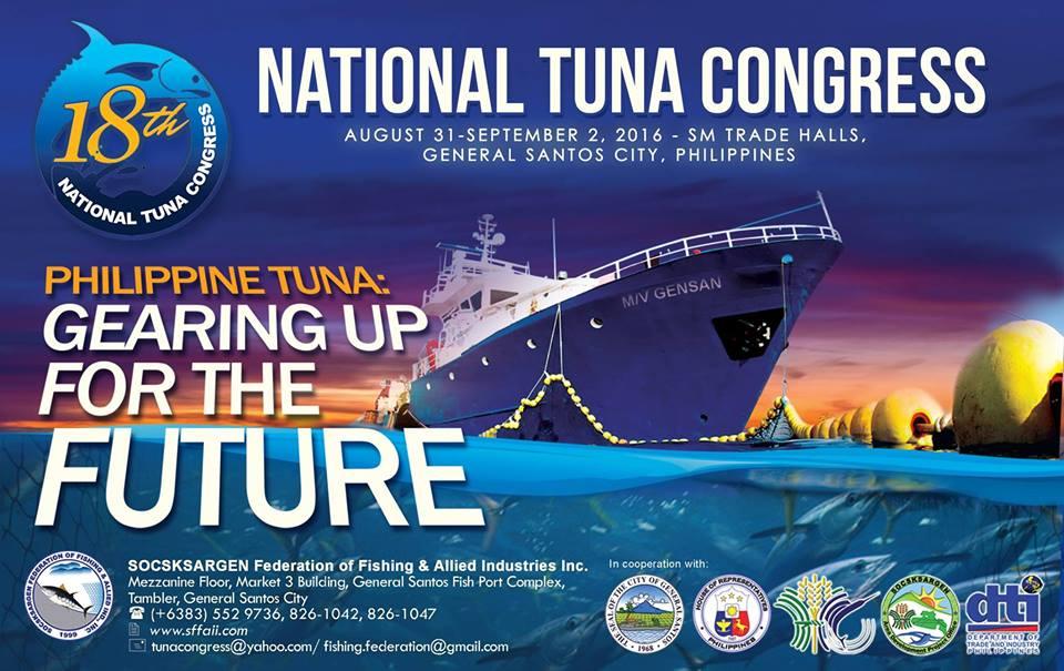 18th National Tuna Congress