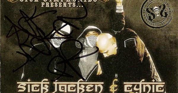 Sick Symphonies Presents Jacken* Sick Jacken·& Cynic - Terror Tapes Vol. 1