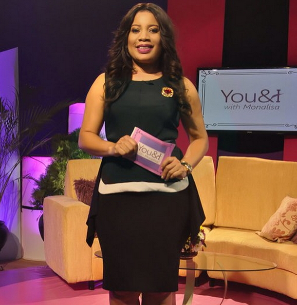 "Nollywood Actress Monalisa Chinda, TV talk Show""You and I"" is now Ready To Premiere"