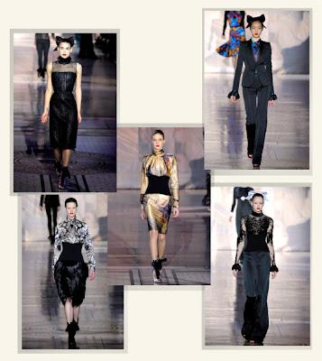 London Fashion Week - as apostas*
