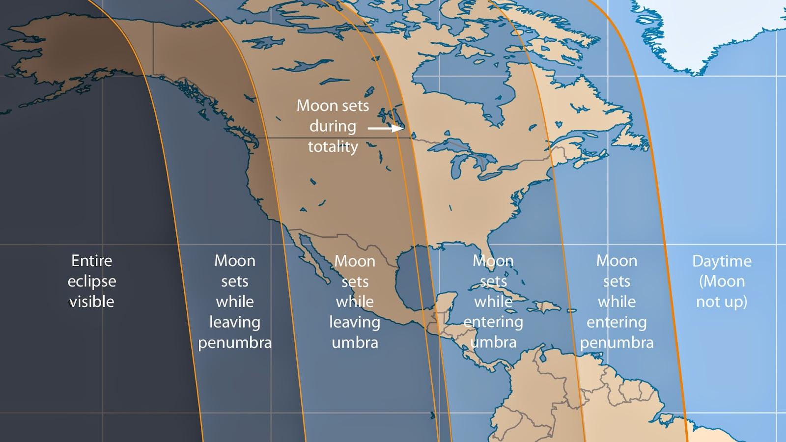 Лунное затмение 4 апреля 2015, астрологический прогноз