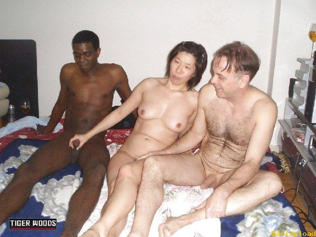 asian women sucking black men