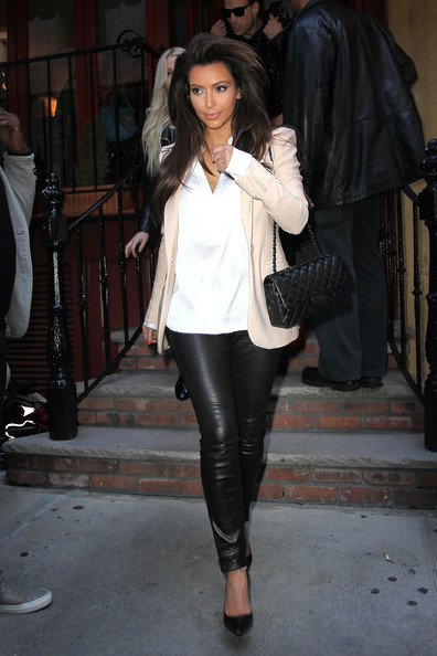 Fisher & Company: How to Wear: Leather Leggings