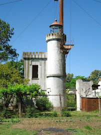 Ancien phare Isla Martn Garca (Argentine)