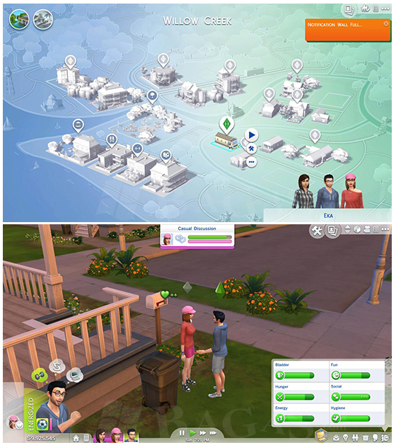 G4tw Sims 4 Gallery  sims