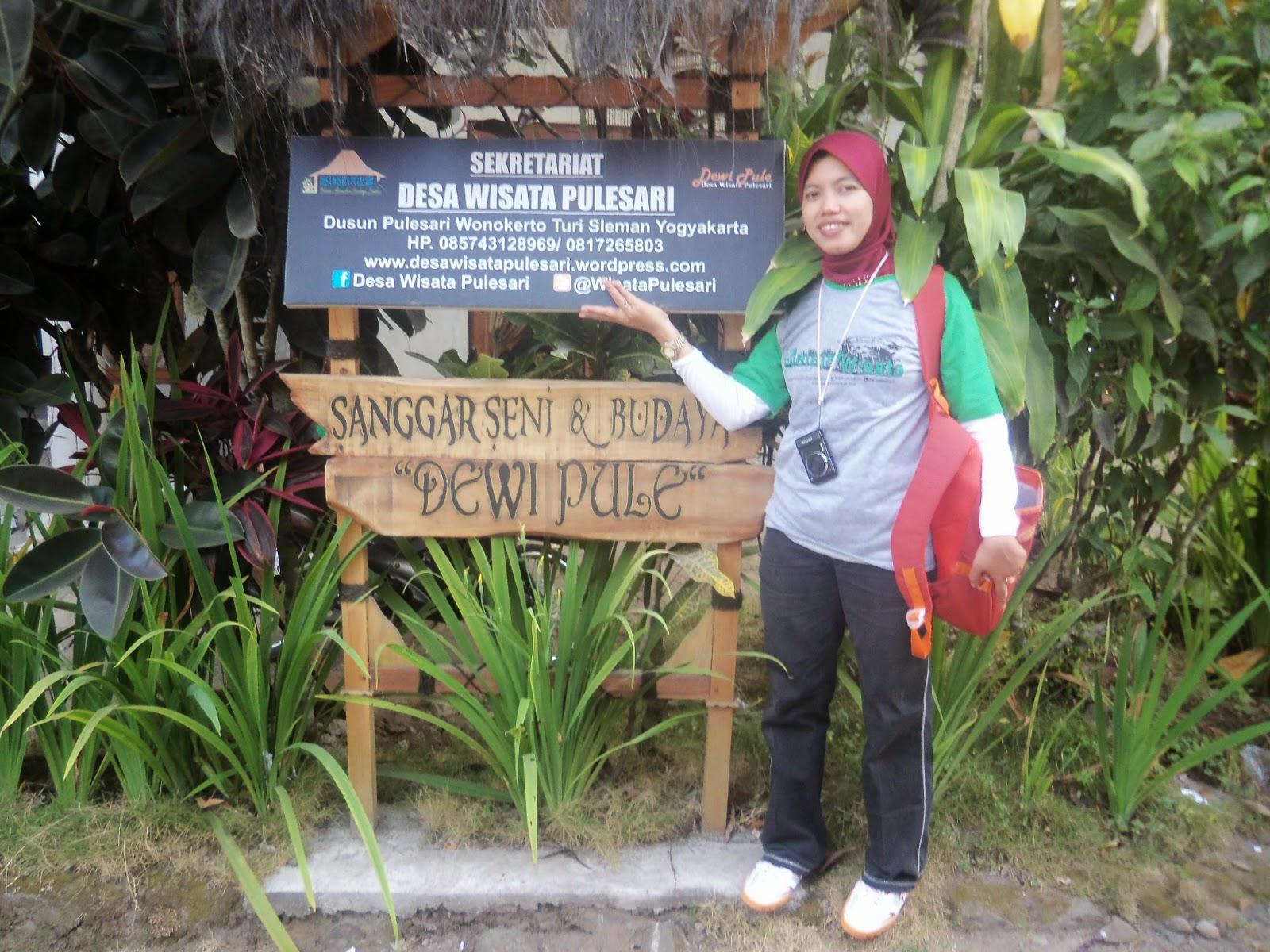 Dewi Pulesari Nan Menantang