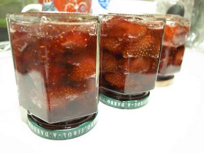 胭脂蟲 草莓果醬