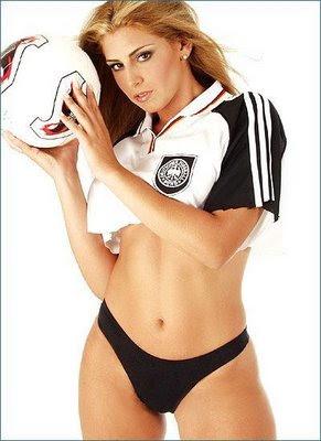 La Chica de la Selección Alemana