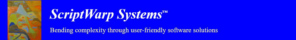 ScriptWarp Systems