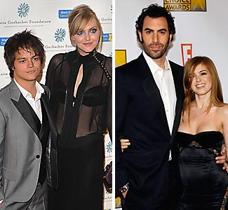 22 Celebrity Couples Who Couldn't Give A Crap About Their ...