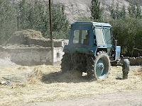 Tajikistan Agriculture