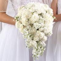 Hoa cưới kiểu thác đổ 1