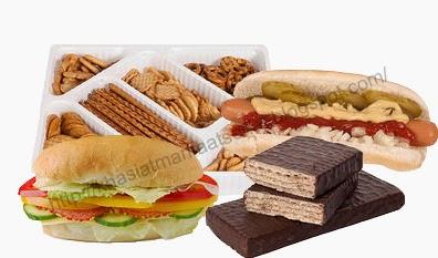 Makanan yang harus anda hindari