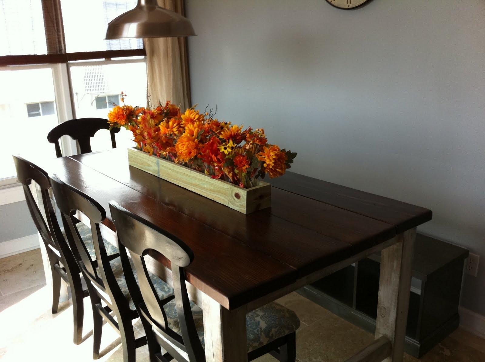 DIY Farmhouse Table (Plans)