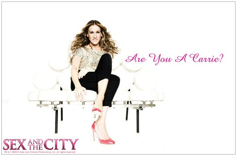 Sex And The City Card 12