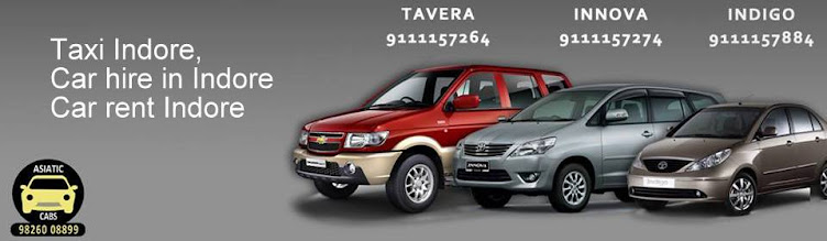 Best Car Taxi in Indore  Call 9111157884