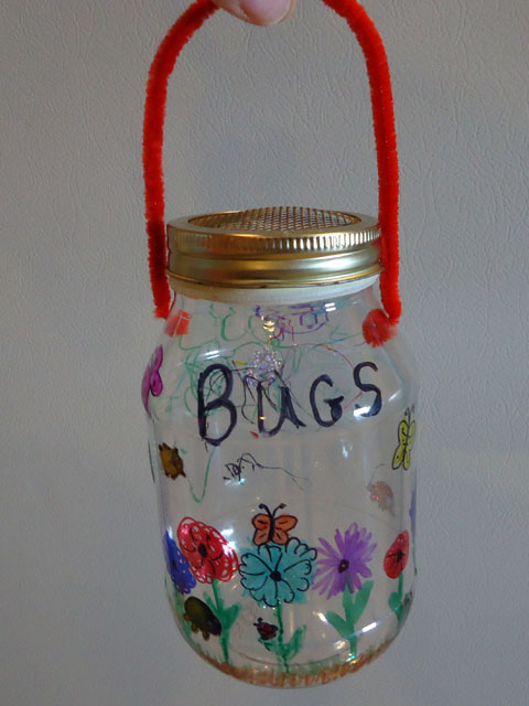 bug jar blessings overflowing