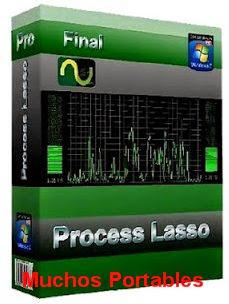Process Lasso Pro Portable