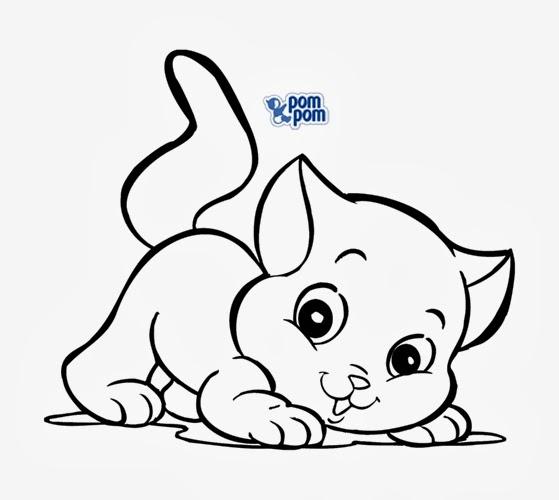 desenhos desenhos de bichinhos e animais fofos para colorir e imprimir