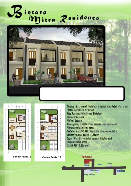 Gambar Jasa Desain Rumah Lengkap Rumah Xy