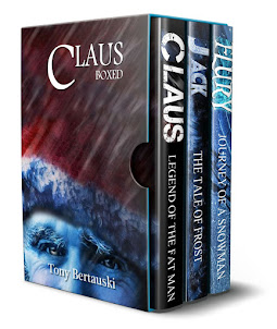 Claus (A Science Fiction Adventure)