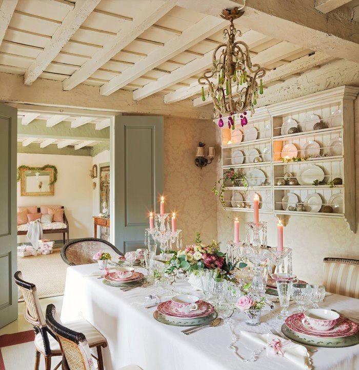 Moois en liefs woon inspiratie cottage - Shabby chic interiors a casa di federica ...