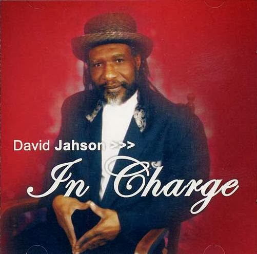 David Jahson - In Charge